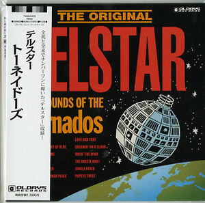 TORNADOS-TELSTAR-JAPAN-MINI-LP-CD-BONUS-TRACK-C94