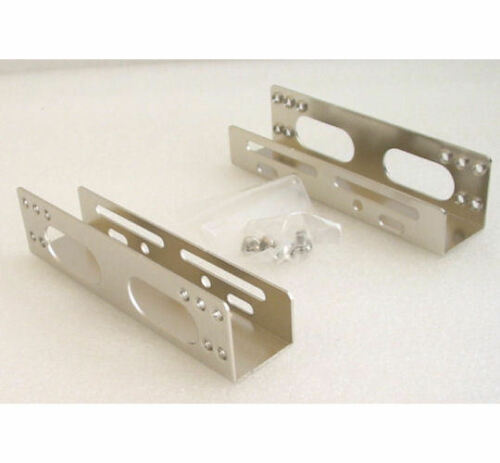 3.5inch SATA//IDE Hard Drive MOUNTING Kit to 5.25inch Bay Mount Adapter//Converter