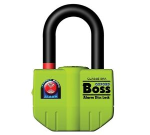 Oxford-Big-Boss-OF4-Alarm-Disc-Lock-16MM-Shackle-Thatchem-Approved-SALE
