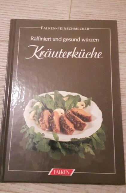 Kräuterküche - Raffiniert und gesund würzen Buch Kochbuch Rezepte Alfred Görgens