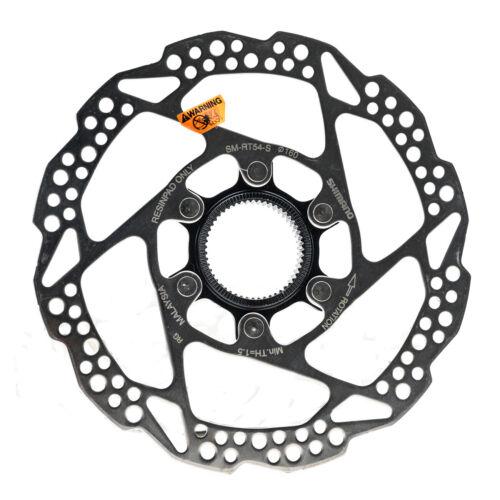 Shimano SM-RT54 Road MTB Bike Bicycle Disc Rotor Center Lock 160MM