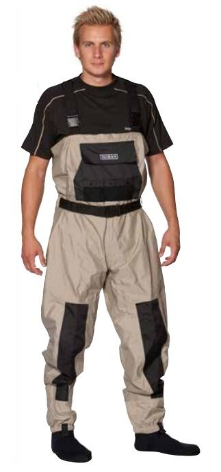 Ocean Breathable Waders   100-70 Polyester Teflon   Fishing