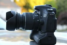 Canon EOS 60D 18.0 MP Digital SLR with 18-55mm IS Lens and Battery Grip!