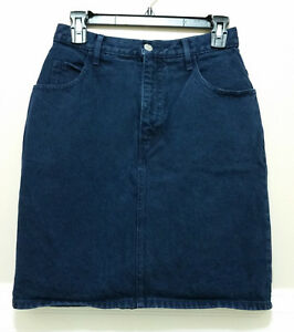 6bcef280fb Vtg GUESS JEAN Georges Marciano High Waist Mini Skirt Dark Wash Blue ...