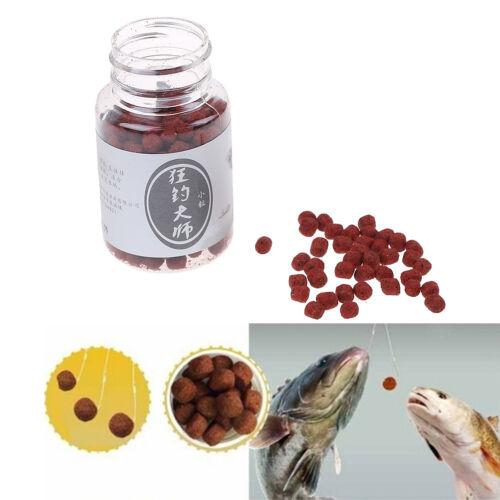 350PCs Temptation Crucian Carp Fish Coarse Fishing Baits Balls Boilies Lures HF