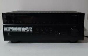 Yamaha Audio/Video Receiver 7.2 Ch 235 Watts Model RX-V677 HDMI Read
