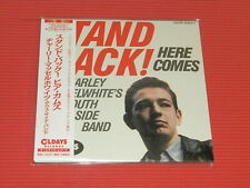 4bt Charley Musselwhite S South Side Band Stand Back Japan Mini Lp Cd For Sale Online Ebay