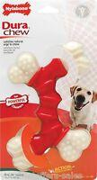 Nylabone Dura Chew Souper Dog Chew Toys Dog Chew Bones Bacon Xlarge Dog Supplies