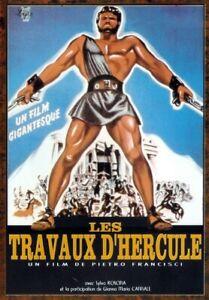 DVD-Les-travaux-d-039-hercule-Pietro-Francisci-Occasion