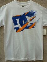 Dc Boys T-shirt  Former  -- Color White