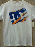 Dc Boys T-shirt  Former  -- Color White