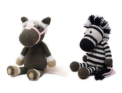 Lucky the Amigurumi Horse • Oombawka Design Crochet | 304x400