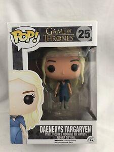25 Daenerys Targaryen Games Of Thrones Funko POP