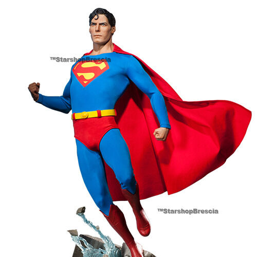 SUPERMAN - Christopher Reeve Premium Format Figurine 1 4 Statue Sideshow