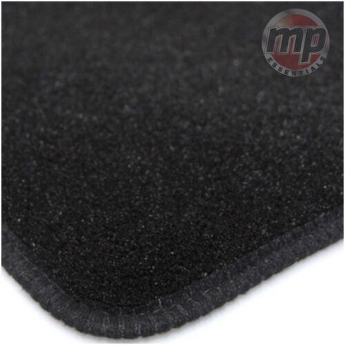 5dr Perfect Fit Noir tapis de voiture Tapis de sol sur mesure pour Mitsubishi Colt 04-12