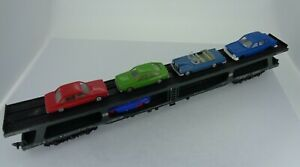 Lima-HO-Gauge-9054-DB-Car-Transporter-5-assorted-HO-OO-cars-mainly-Wiking