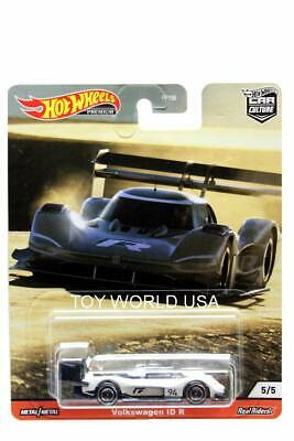 Hot Wheels Premium Car Culture Real Riders Thrill Climbers Set Of 5 Cars New