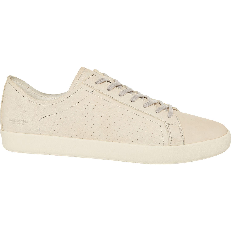 Nuevo VAGABOND Vince Premium Sal Crema blancoa De Cuero Tenis Zapatos Zapatillas