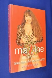 MAXINE-Jeanette-Leigh-STRIPPED-NAKED-TALES-FROM-THE-SEX-INDUSTRY-Stripper-Book