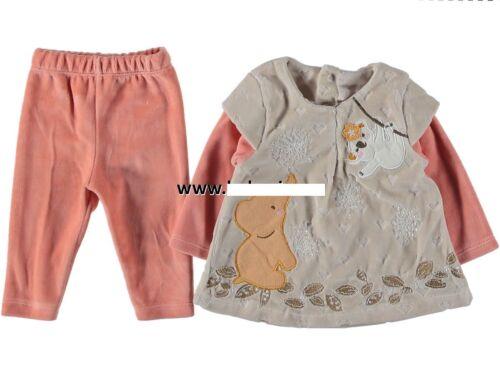 NEU Nicki Baby Mädchen Set 2-Teile Tunika//Shirt 62 Hose  Gr 56 68