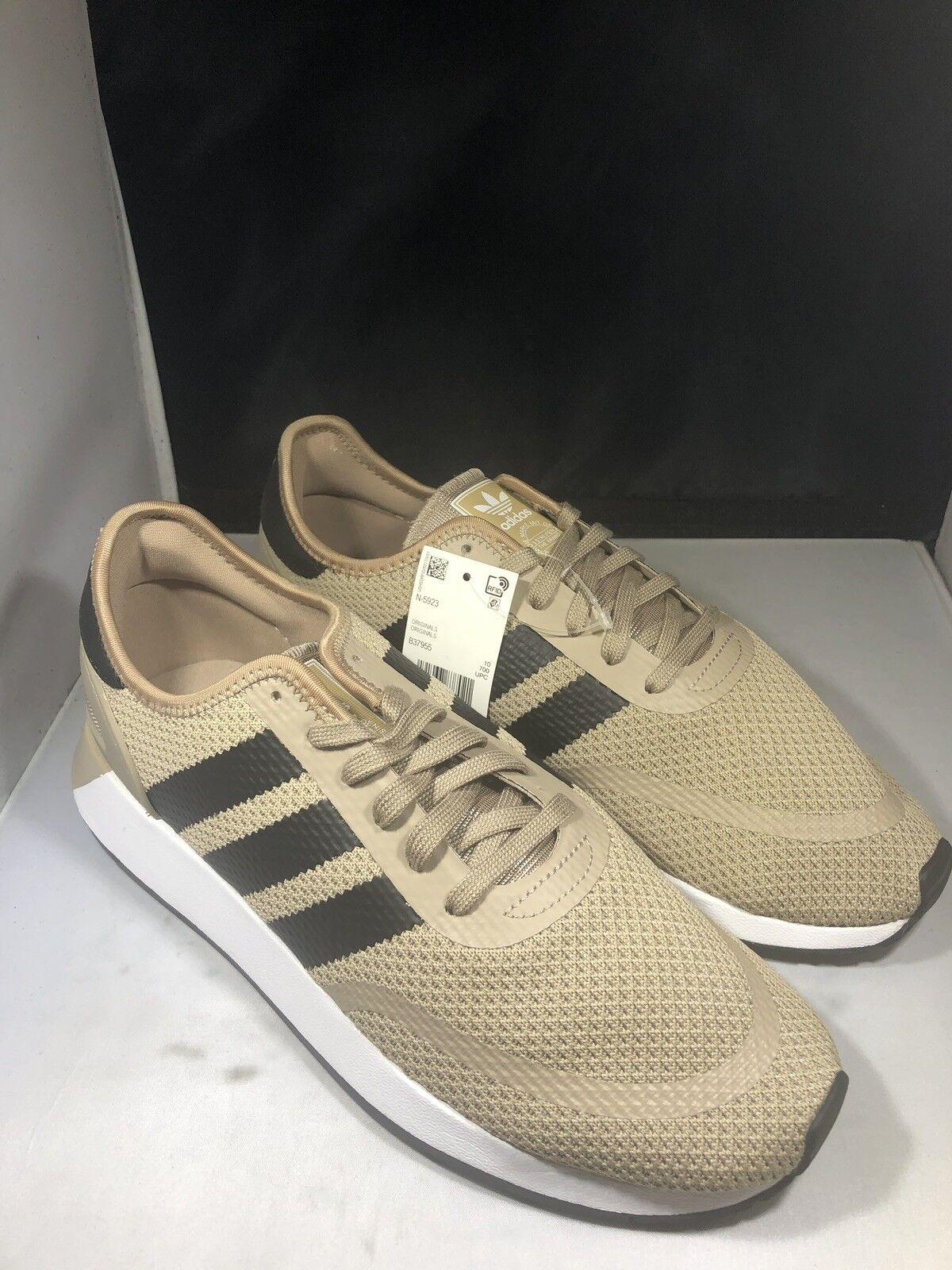 Details about Adidas Men Originals NIZZA Casual Shoes Running Black White Sneakers Shoe CQ2332