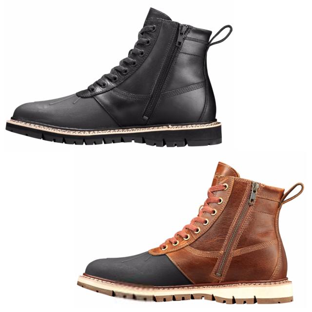 Britton Hill Side-Zip Boots
