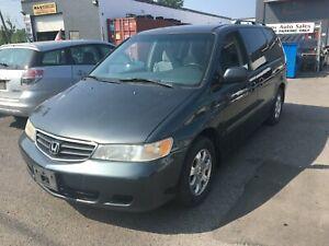 2003 Honda Odyssey EX