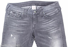 TRUE RELIGION DISCO BILLY JEANS 32X34 STRETCH FIT WOMENS