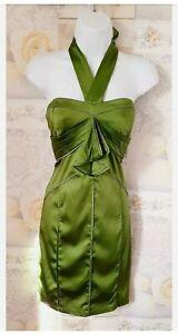 Ted-Baker-Oliva-Bustier-De-Cuello-Halter-cenido-Lapiz-Con-estructura-Corset-Wiggle-Dress-10