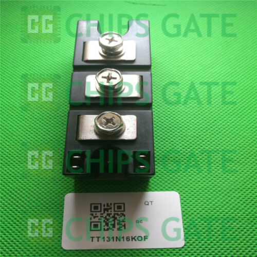 INFINEON POWER MODULE 1PCS NEW TT131N16KOF EUPEC