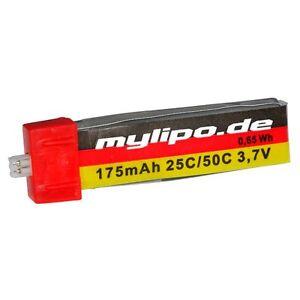 Mylipo-de-Blade-Nano-QX-Inductrix-FPV-3-7v-175Mah-25C-Lipo-Battery