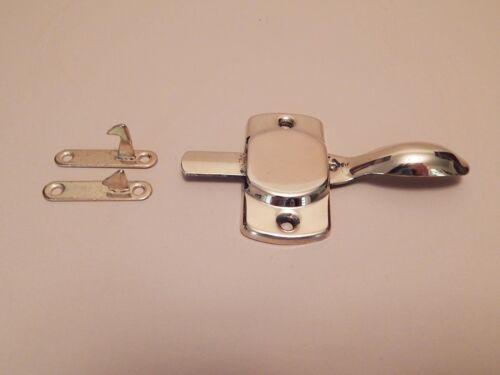 Hoosier Cabinet Latch Bright Brass