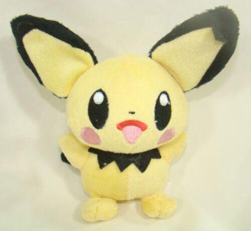 Pokemon Figure Animal Plush Stuffed Doll Soft Toy #172 PICHU 14CM