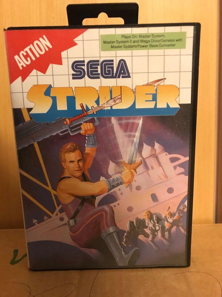 Strider, Sega Master System