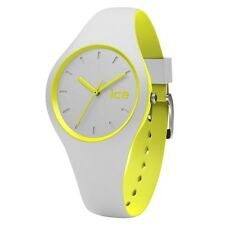 Ice-Watch 001492 Ice Duo Grey Silicone Strap Watch RRP £69.95