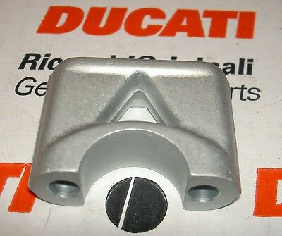 2003-era Ducati many models 70310351A original steering bearing aluminum ringnut