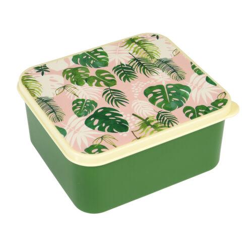 Rex London TROPICAL PALM LUNCH BOX