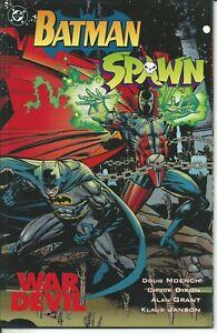 IndéPendant Batman Spawn War Evil - Dc / Image 1994 ( Comics Usa ) à Tout Prix