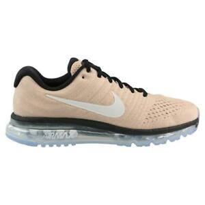 Nike Air Max 2017 Top Running Shoes Mens Brown Beige (con