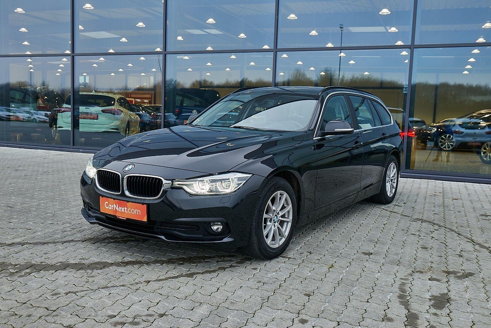 BMW 320d 2,0 Touring Executive aut. 5d - 269.900 kr.