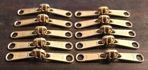 YKK Double Pull Metal Slider Size #5 Sliders zipper pulls