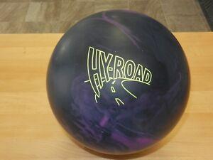 NIB-15-Storm-Hyroad-Nano-Bowling-Ball-w-Specs-of-15-4-3-5-4-034-Pin-3-40oz-TW