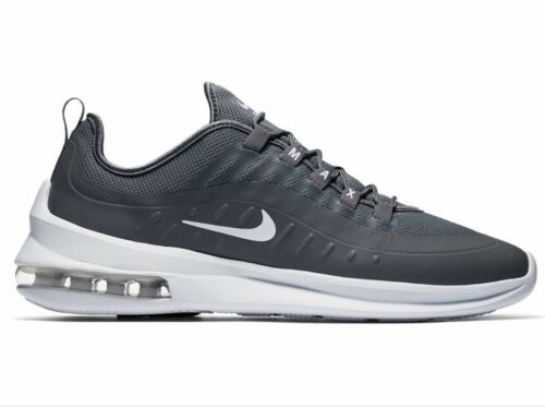 Nike Eje Entrenadores Gris para Hombre Uk Size 7-11 (41-46)