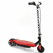 Satellite RK9 Boy's Rechargeable Electric Red Scooter - New In Box