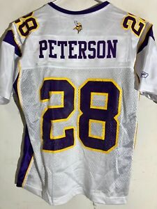adrian peterson white jersey