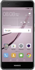 Huawei-Nova-grau-32GB-LTE-5-034-Android-Smartphone-ohne-Simlock-12-Megapixel