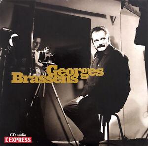 Georges-Brassens-CD-Single-Les-Copains-D-039-abord-Les-Passantes-Promo-France