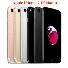 Apple iPhone 7 32Go 128Go 256Go Débloqué Noir Or Rose Argent Rouge bon état PRO