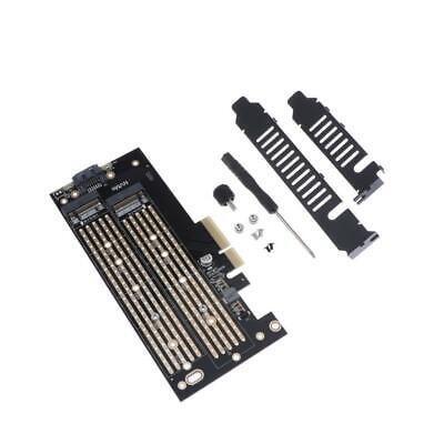 M 2 NVME SSD M Key with B Key to PCI-e 3 0 x4 Host Controller Expansion  Card | eBay