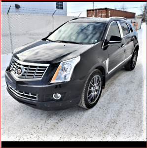 2016 Cadillac SRX Premium AWD - Fully Loaded well maintained